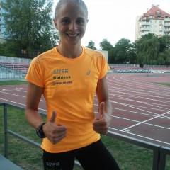 Joanna Banach w Finale Ekstraklasy Lekkoatletycznej