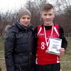 Brąz dla Kadzidlanina w Międzywojewódzkich Mistrzostwach Młodzików