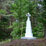 Odnowiono krzyż księdza Tworkowskiego