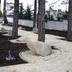 Uroczyste poświęcenie Skweru Pamięci Męczeństwa Kresowian