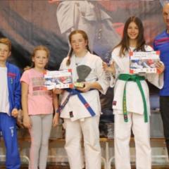 MKKK na ogólnopolskim turnieju karate