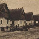 Kurpiowszczyzna zdewastowana. Zniszczenia wojenne lat 1914-1920