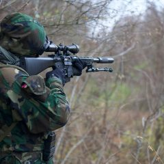 Zawody strzeleckie w Kadzidle
