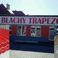 Blacha trapezowa blachodachówka TANIO BLACHY PL